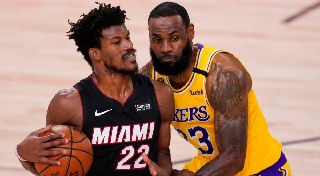 Defiant Heat Welcome Challenge Of Toppling Lakers Again In Game 6