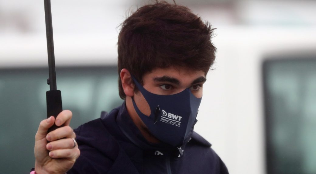 Stroll reveals positive Covid test