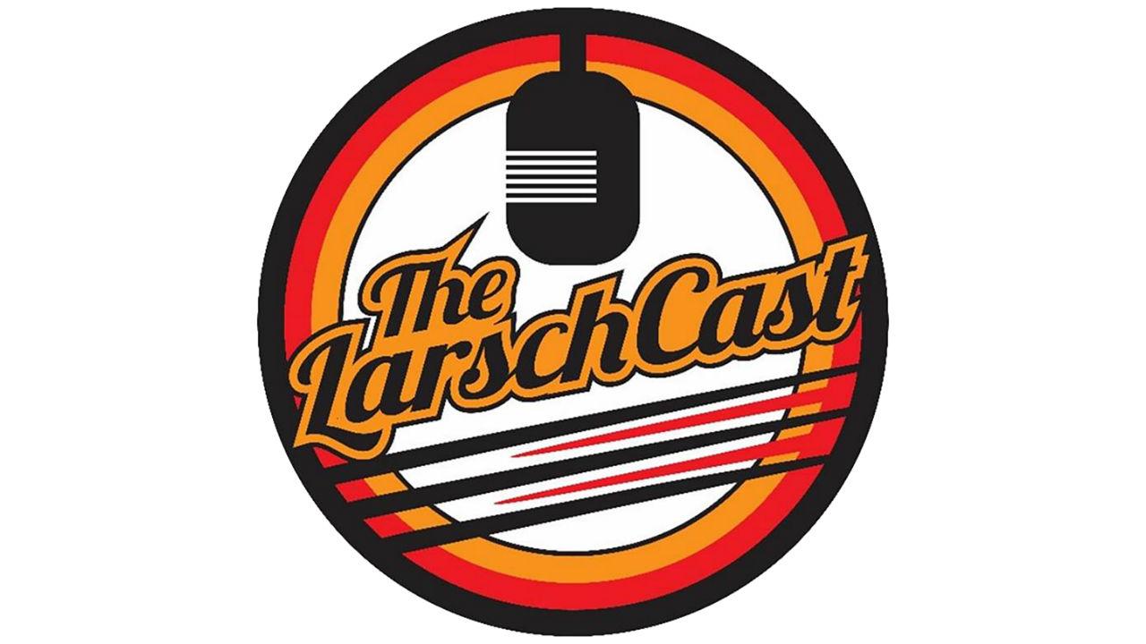 LarschCast Logo Image