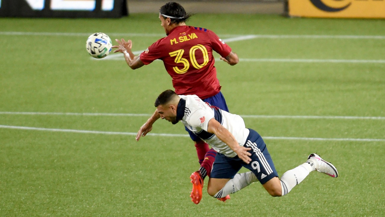 Whitecaps snap four-game losing skid with win over Real Salt Lake