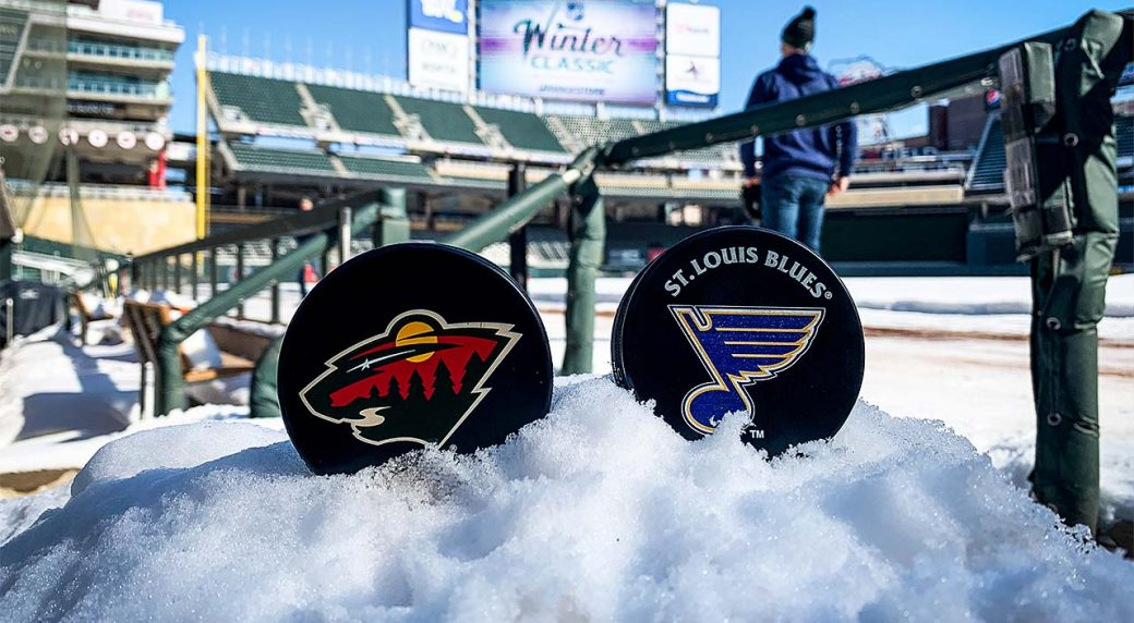 NHL Postpones Winter Classic at Target Field