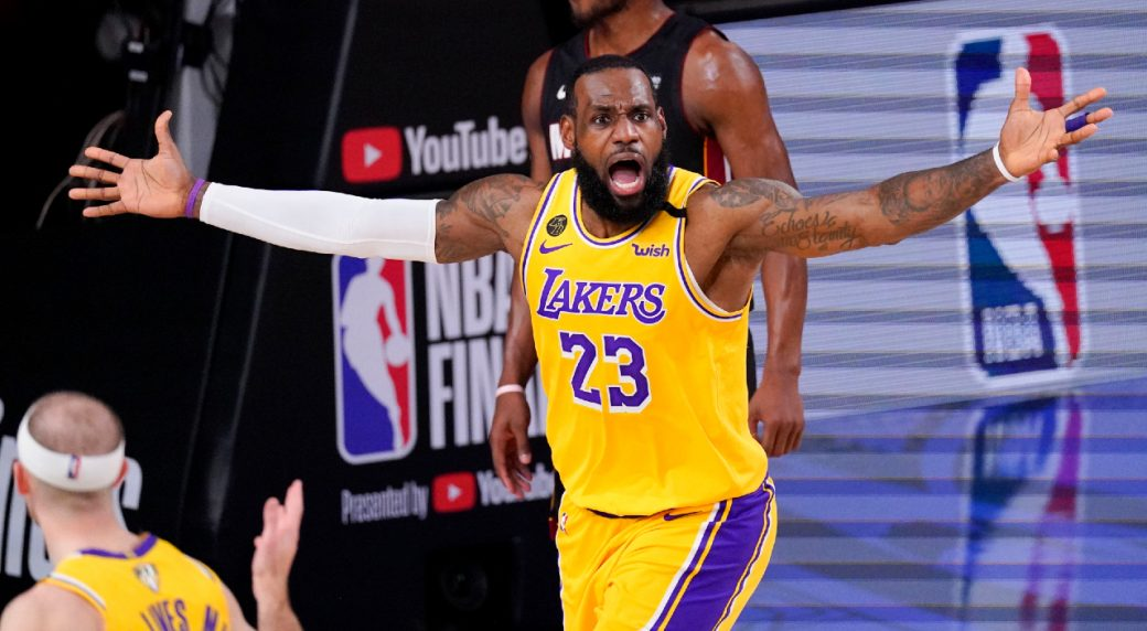 Lakers Didn T Like Game 5 Calls But Nba Says They Were Right Ones Sportsnet Ca