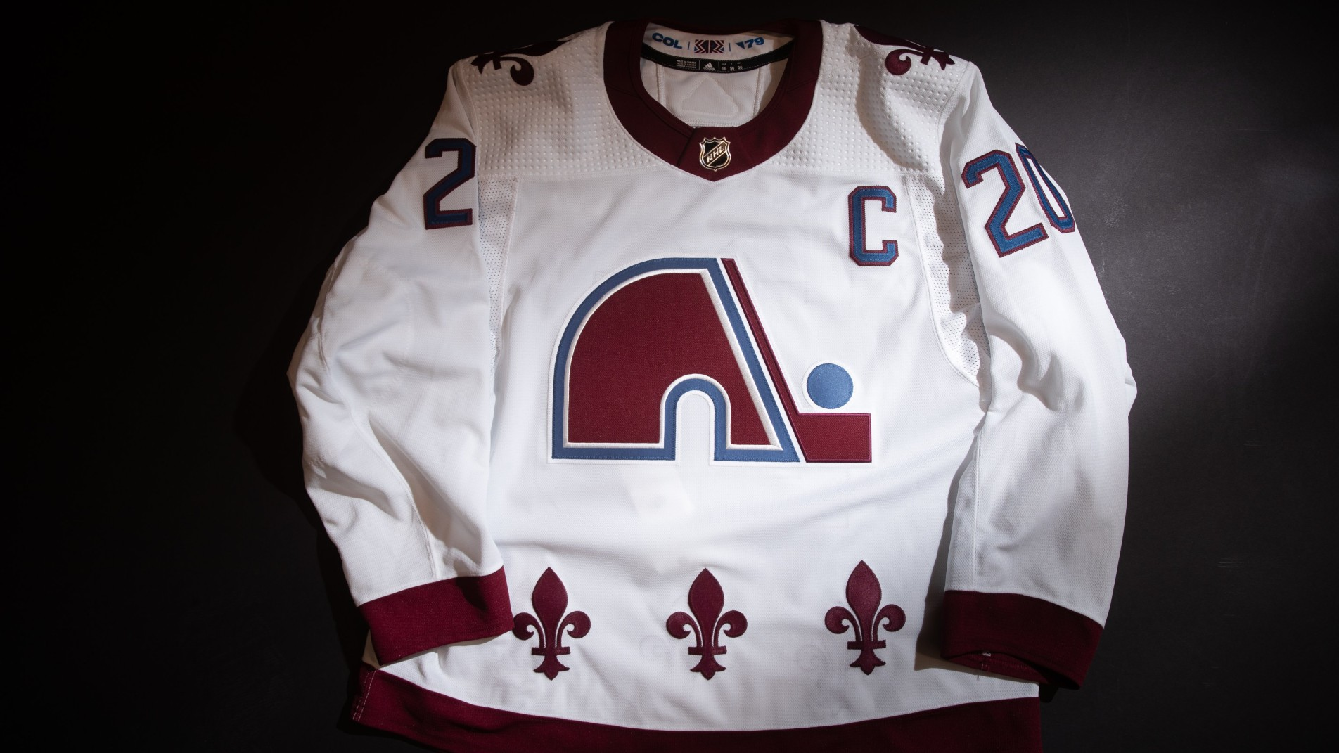 Nhl Reverse Retro Sweater Rankings Avalanche Win The Day