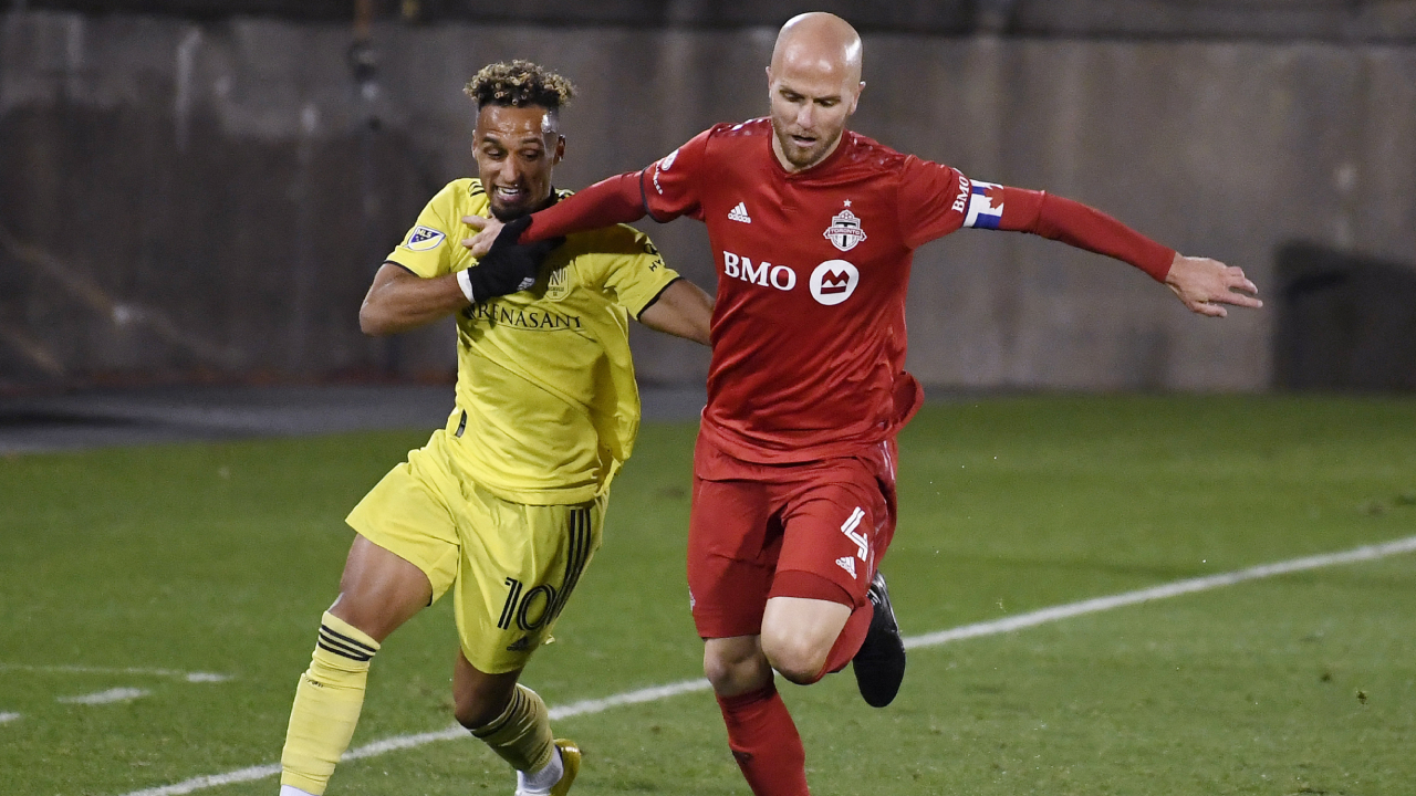 TFC's attack falls flat again in stunning playoff loss to Nashville
