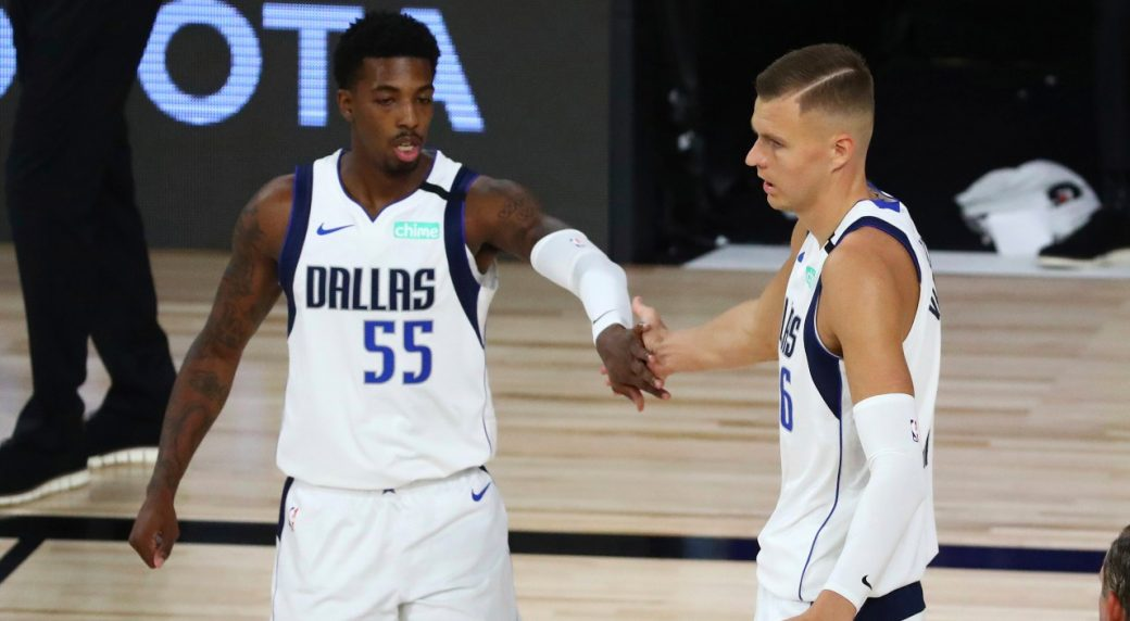 Mavs Trade Delon Wright to Pistons in Multi-Team Deal