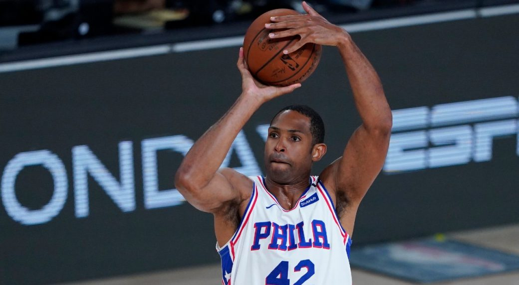 Al Horford traded Philadelphia 76ers to Oklahoma City Thunder