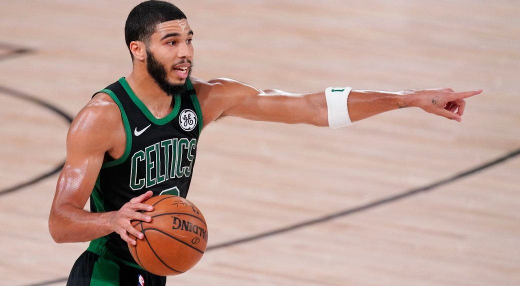 Jayson Tatum agrees to max extension with Boston Celtics
