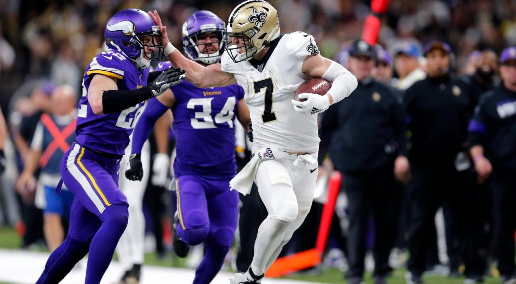 Saints expected to start Taysom Hill against Falcons