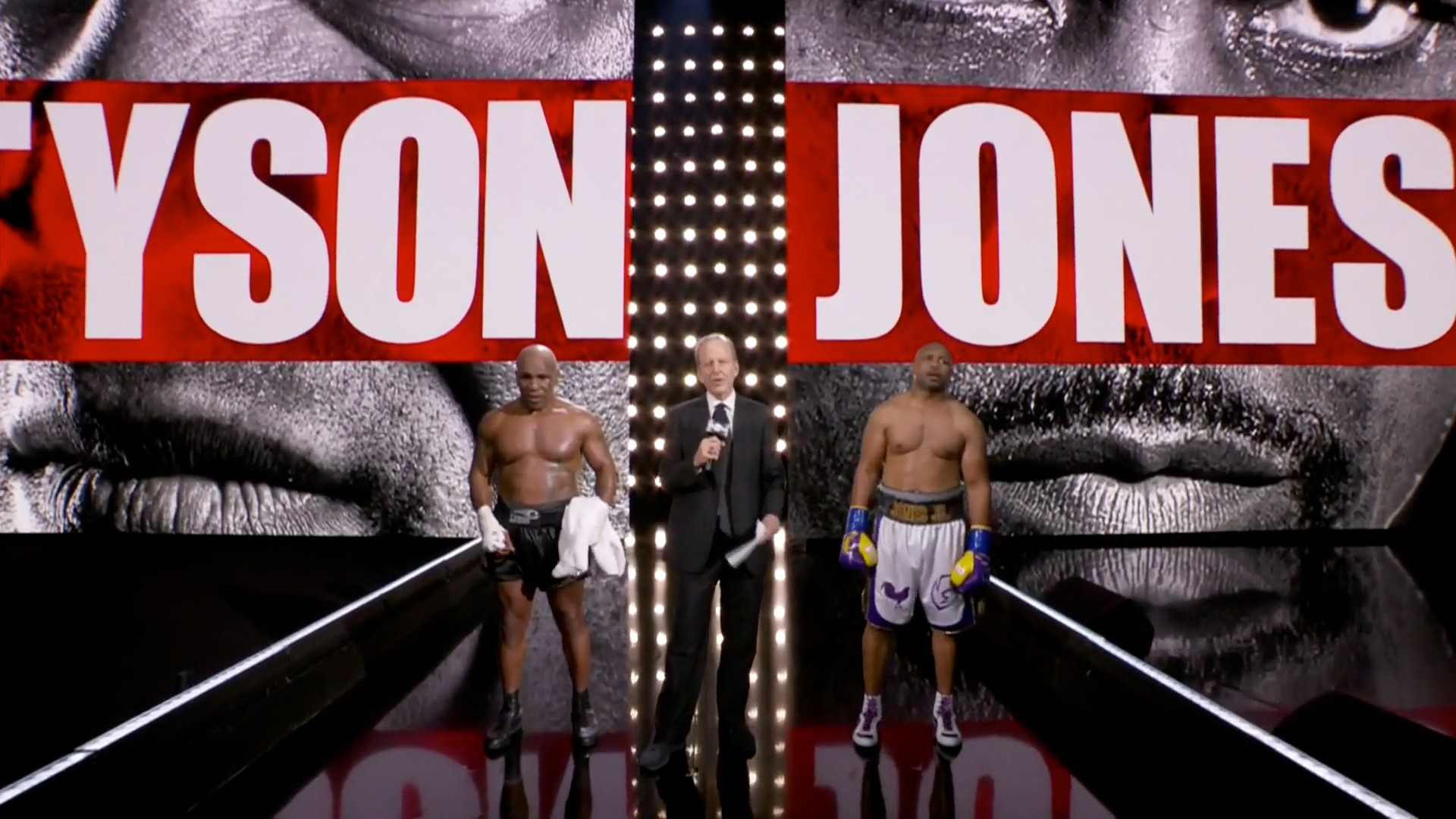 Reaction Recap: Mike Tyson–Roy Jones Jr. bout finishes as a draw