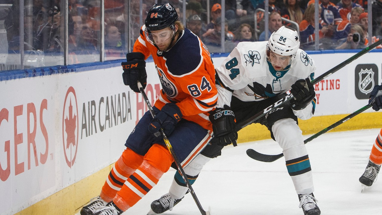 Oilers Re Sign Defenceman William Lagesson To Two Year Contract