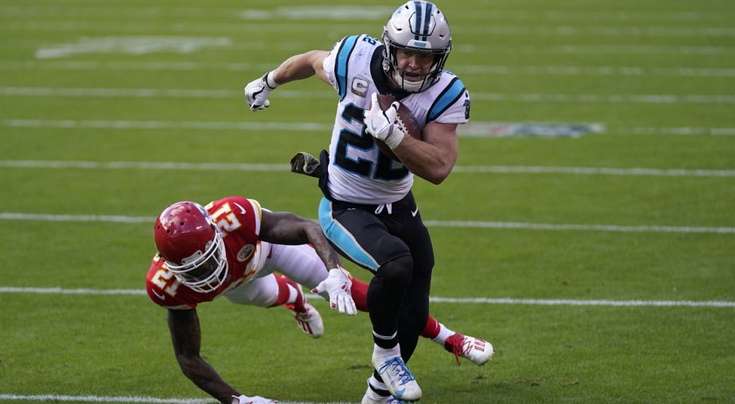 Panthers' Christian McCaffrey not expected to play against Buccaneers - Sportsnet.ca