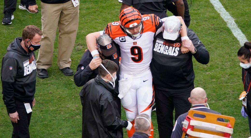 Cincinnati Bengals place RB Joe Mixon (foot) on injured reserve