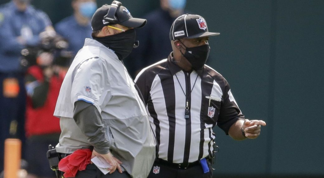 National Football League assembles all-Black officiating crew for first time | Lexington Herald Leader
