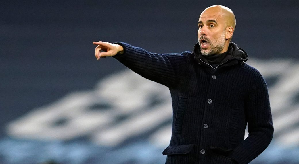 Pep Guardiola signs two-year contract extension at Man City""