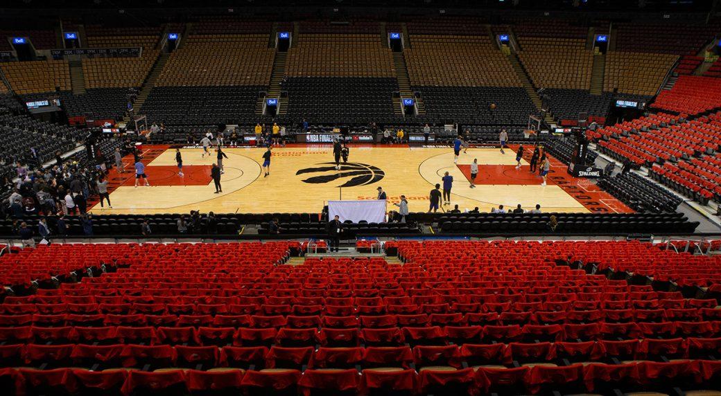 Toronto Raptors to start 2020-21 NBA season in Tampa