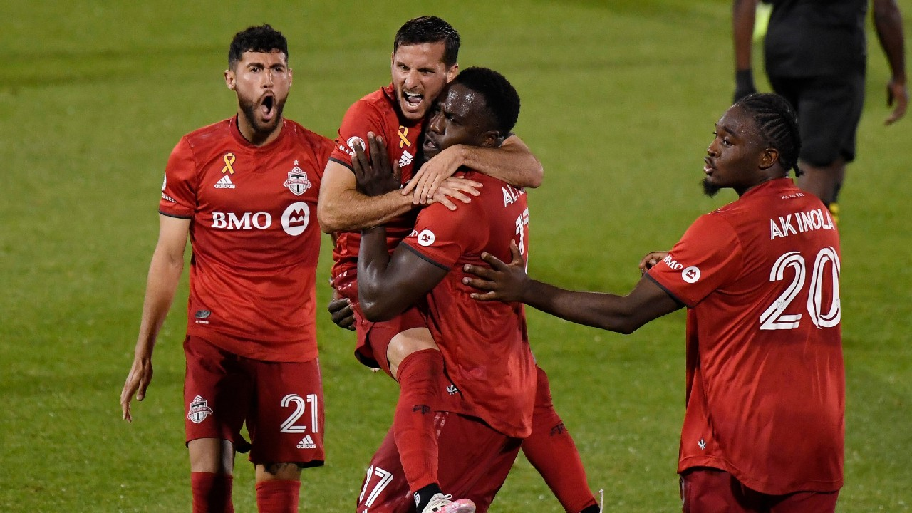 Toronto FC host Nashville as favourites on Tuesday MLS odds