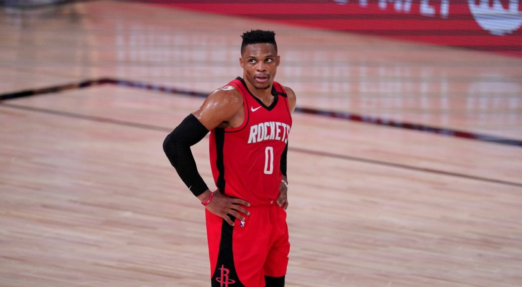 Houston Rockets agree to trade Russell Westbrook to Washington Wizards