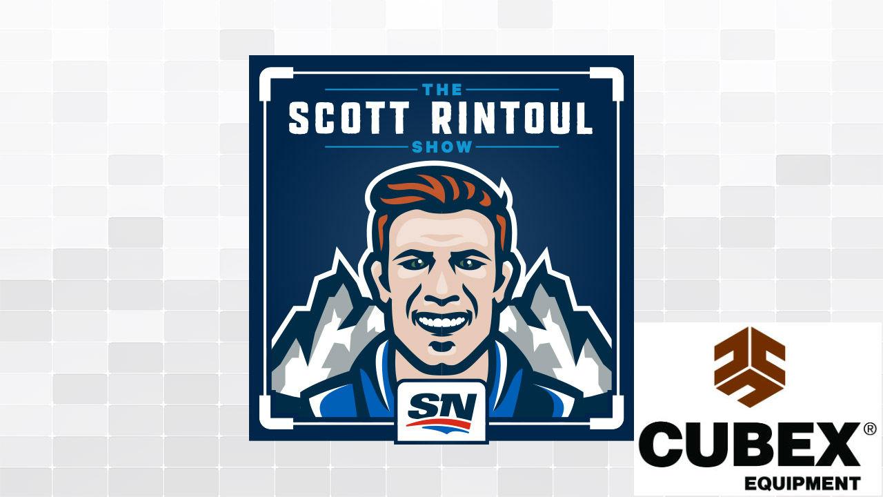 Scott Rintoul Show Logo Image