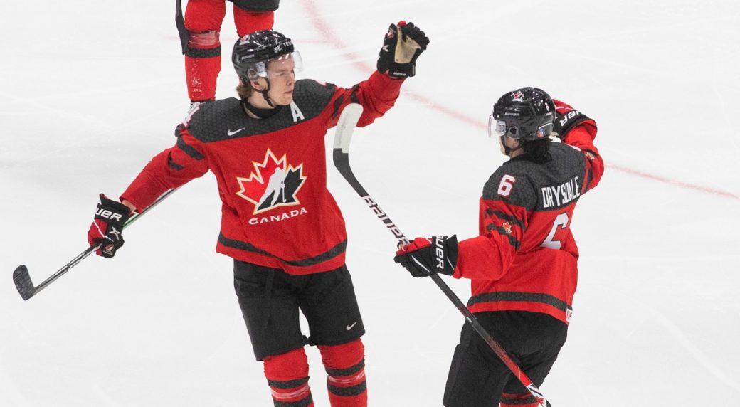 2021 World Junior Championship Primer Canada Seeks Back To Back Golds Sportsnet Ca