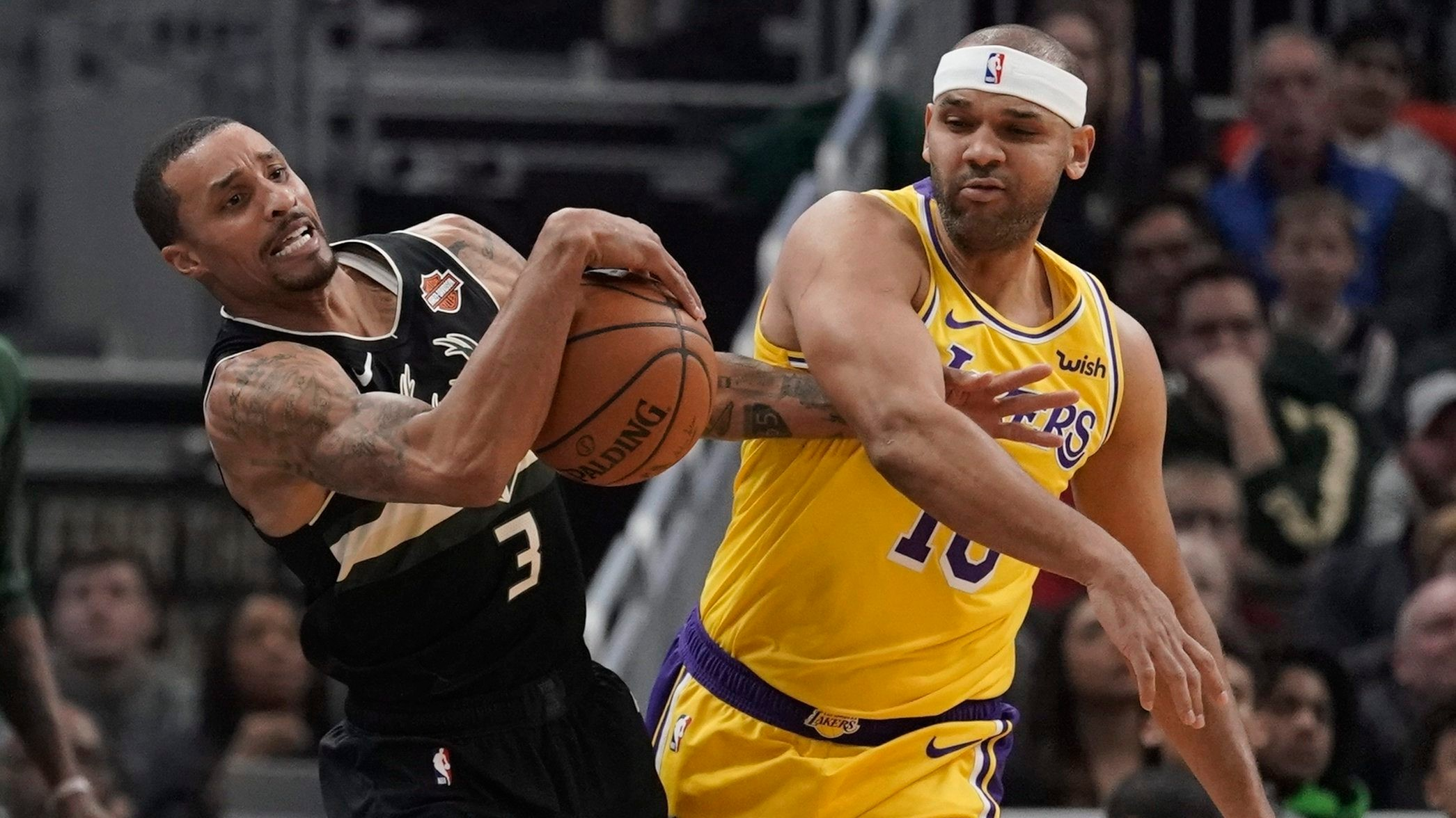 Lakers Re Sign Veteran Jared Dudley To 1 Year Deal