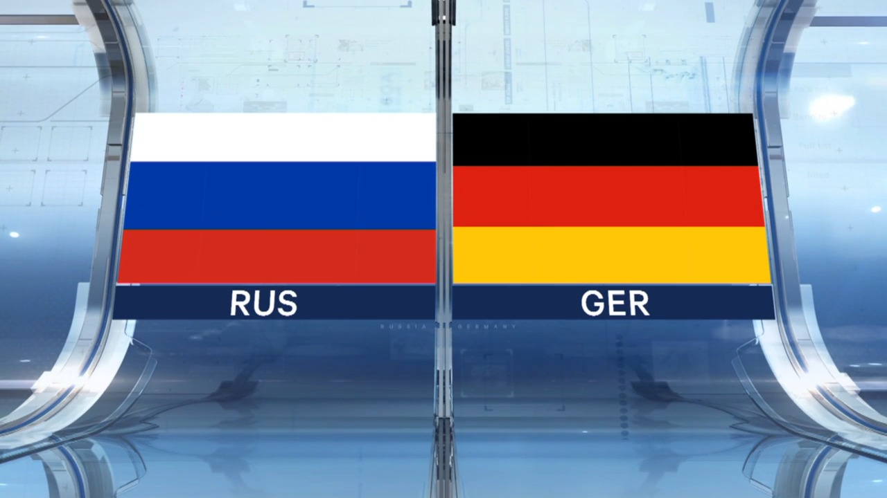 Russia gets narrow victory over Germany and advances to Semis against Canada