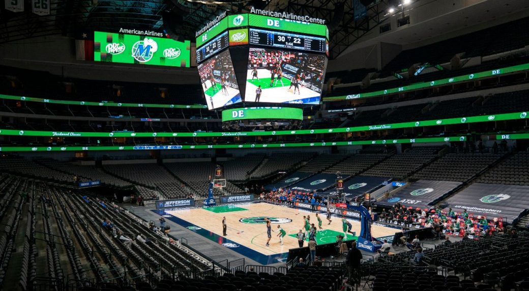 National Basketball Association postpones games at Dallas and Chicago due to Covid-19