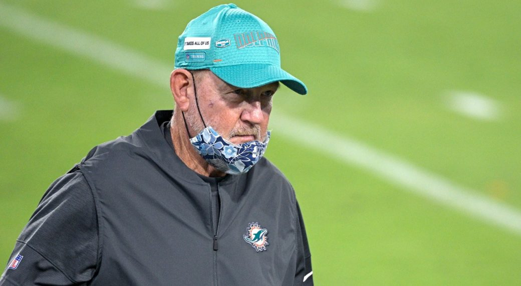 Gailey resigns as Dolphins' offensive coordinator