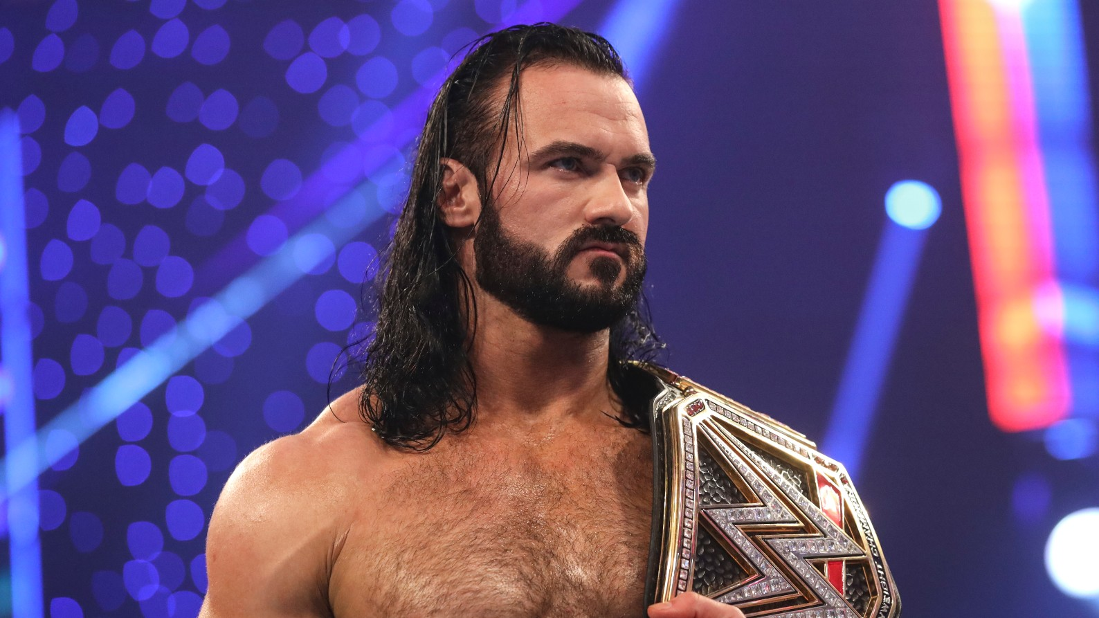Reason Drew McIntyre Was Absent From This Week's WWE Raw 1