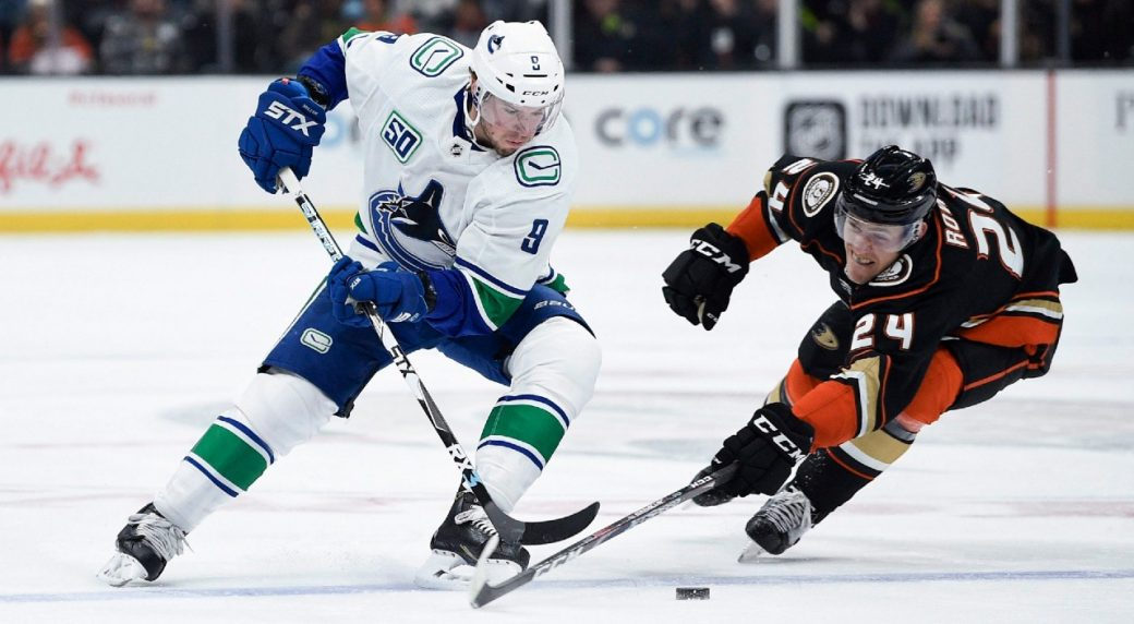 Canucks' and their fans are looking forward to the return of Van's popular sniper Miller