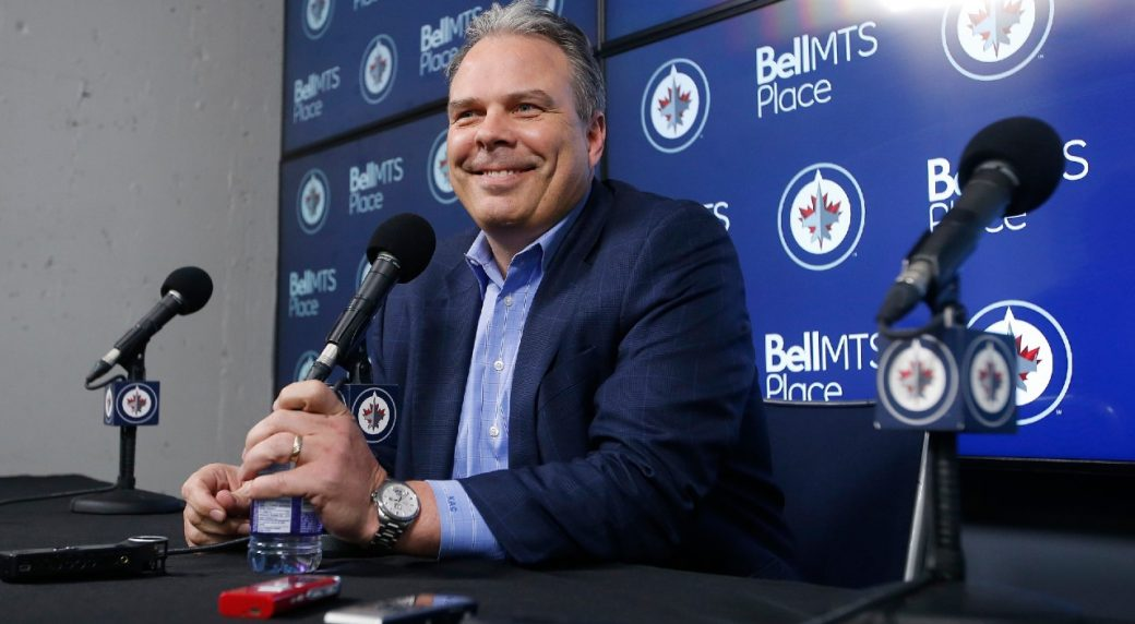 Jets keeping top prospects out of defenceman trade talks