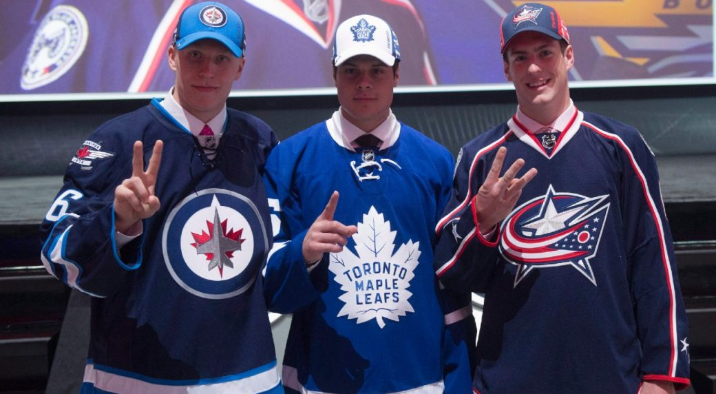 Jets trading Laine, Roslovic to Blue Jackets for Dubois in blockbuster