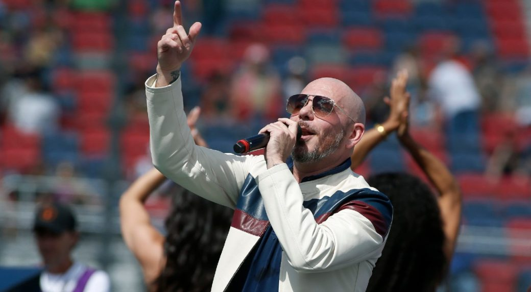 Pitbull joins NASCAR's Trackhouse Racing as co-owner