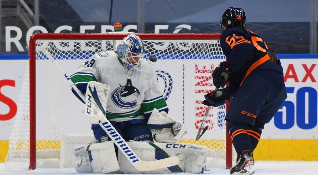 Watch Live: Canucks vs. Oilers on Sportsnet