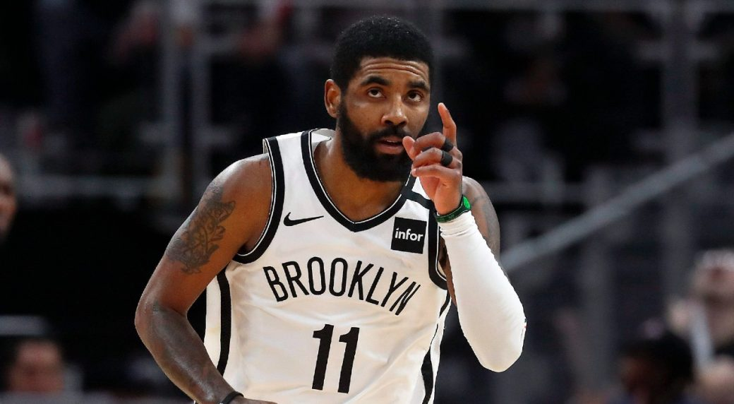 Kyrie Irving Buys George Floyd's Family a Home