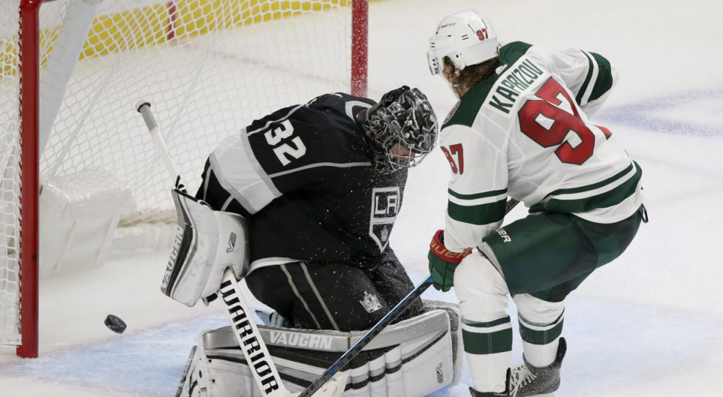 NHL Rookie Notebook: Wild's Kirill Kaprizov leads rookie scoring race