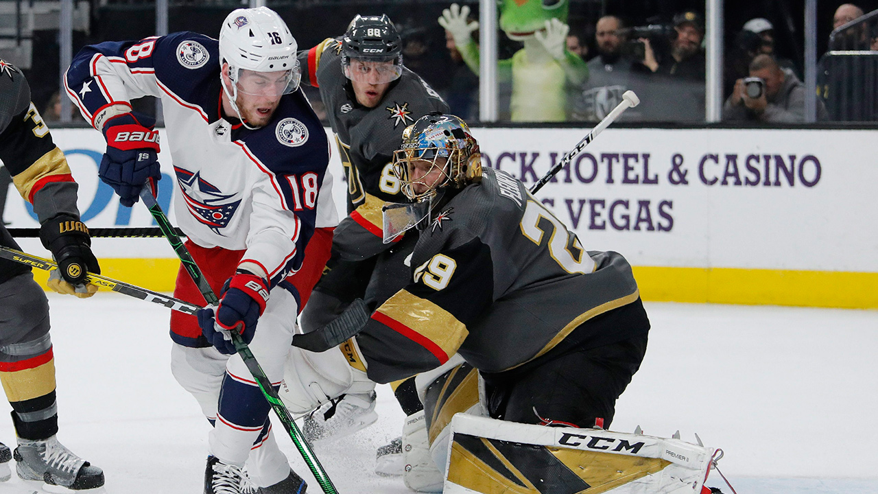 pierre-luc-dubois-blue-jackets-golden-knights