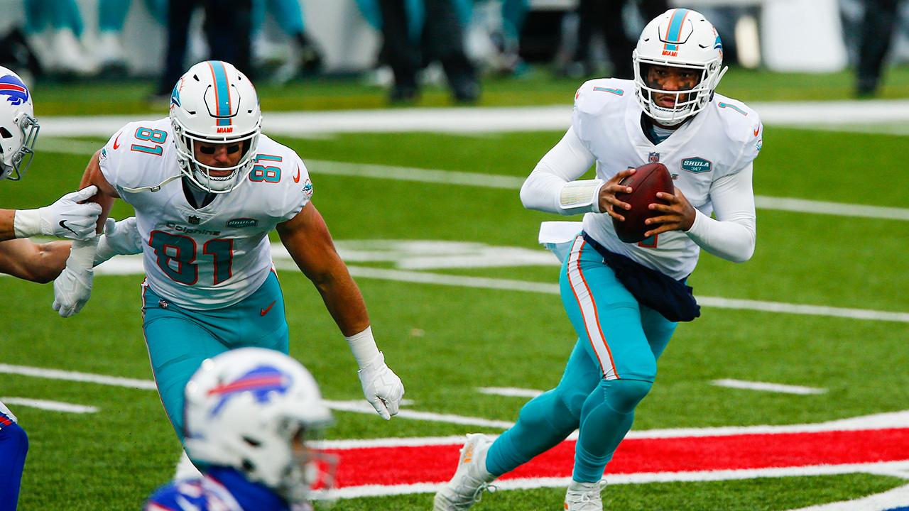 Dolphins GM on Tua Tagovailoa: 'He's our starting quarterback' -  Sportsnet.ca