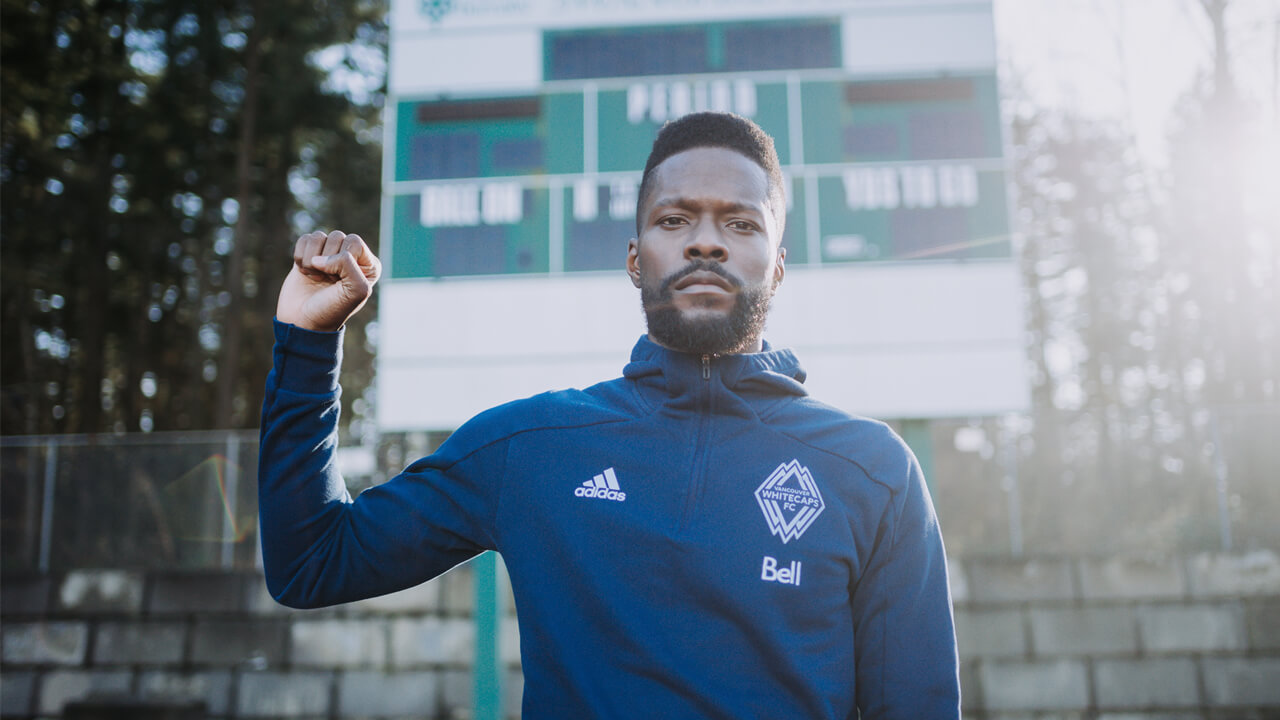 'I will keep talking': A conversation about race, justice and soccer