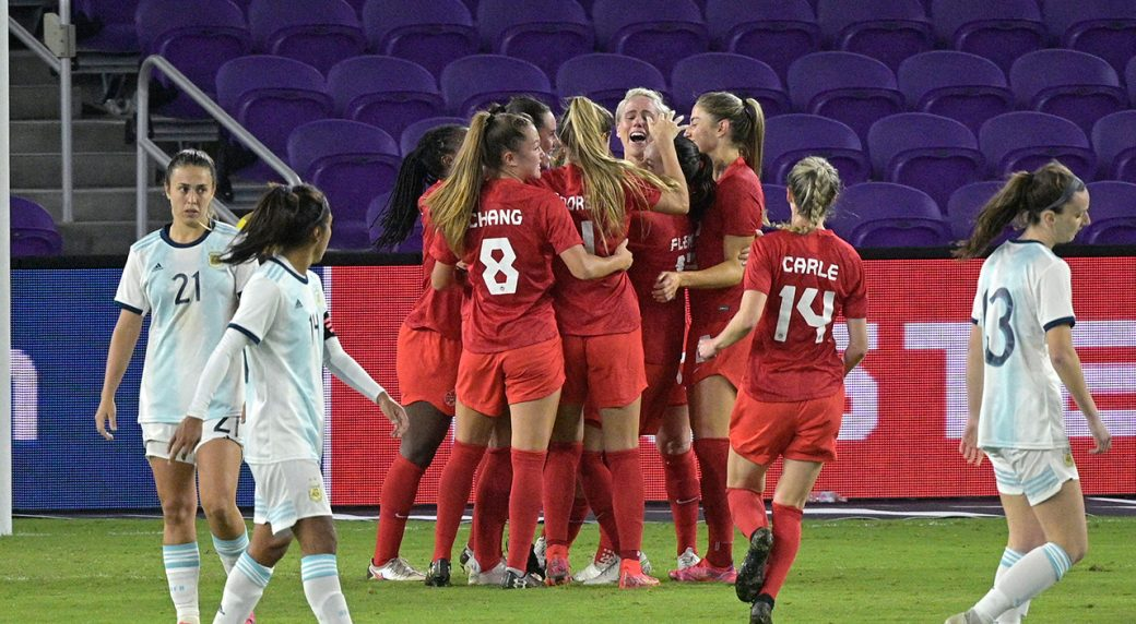 Stratigakis winner clinches Canada win vs. Argentina at SheBelieves Cup