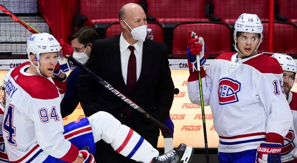 All's not well in Montreal, as the Habs lose their 5th in 6 games.