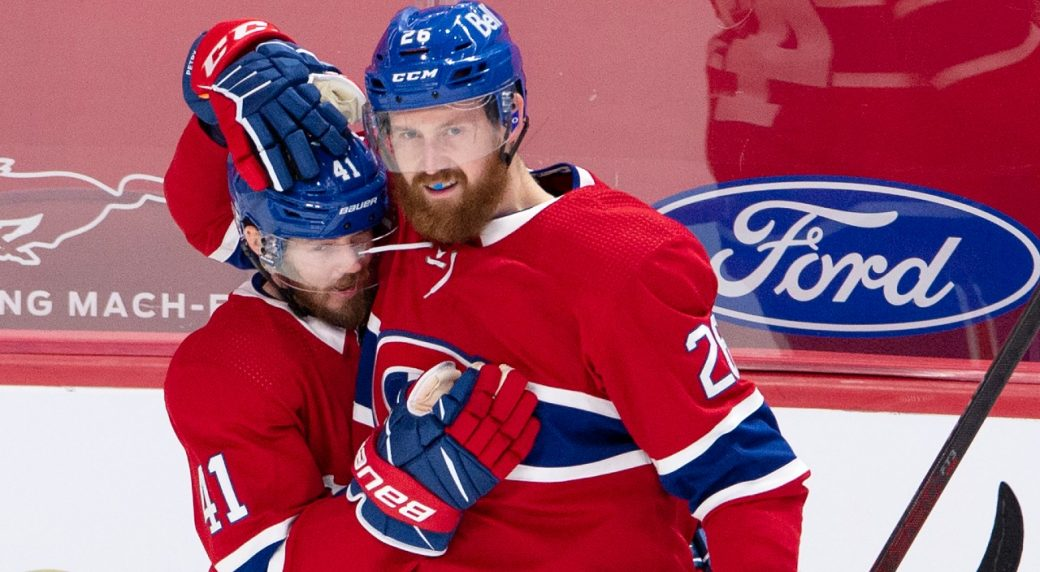 The Montreal Kryptoni.......er, Canadiens stun Vancouver once again