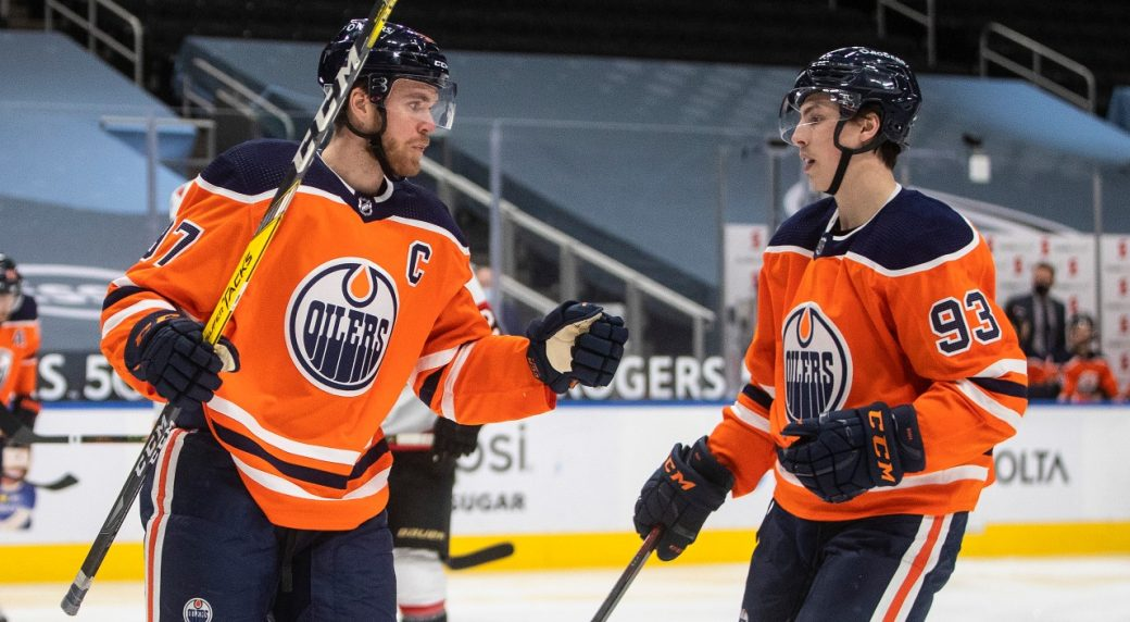 Oilers star Connor McDavid reaches 500 career points