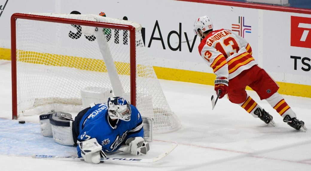 Johnny Hockey shuts the lights out on the Jets