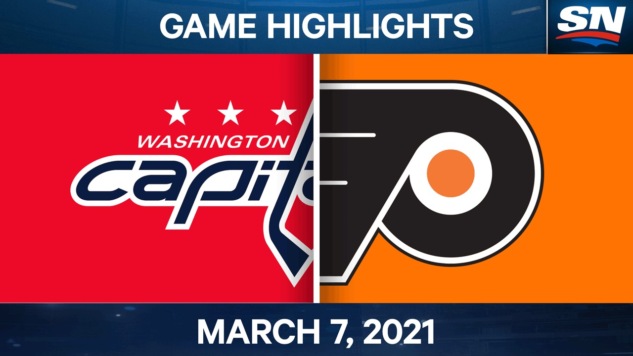 Jensen scores first for Capitals in win over Flyers