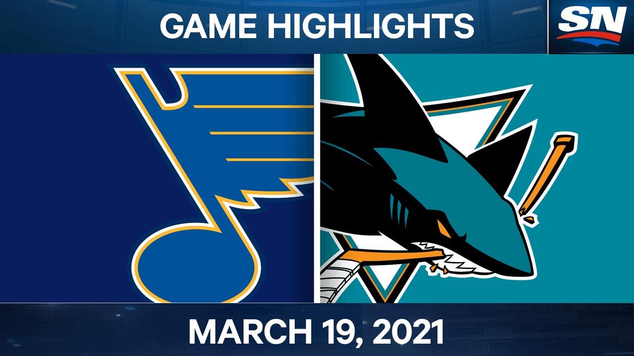 Tarasenko score shootout winner as Blues beat Sharks