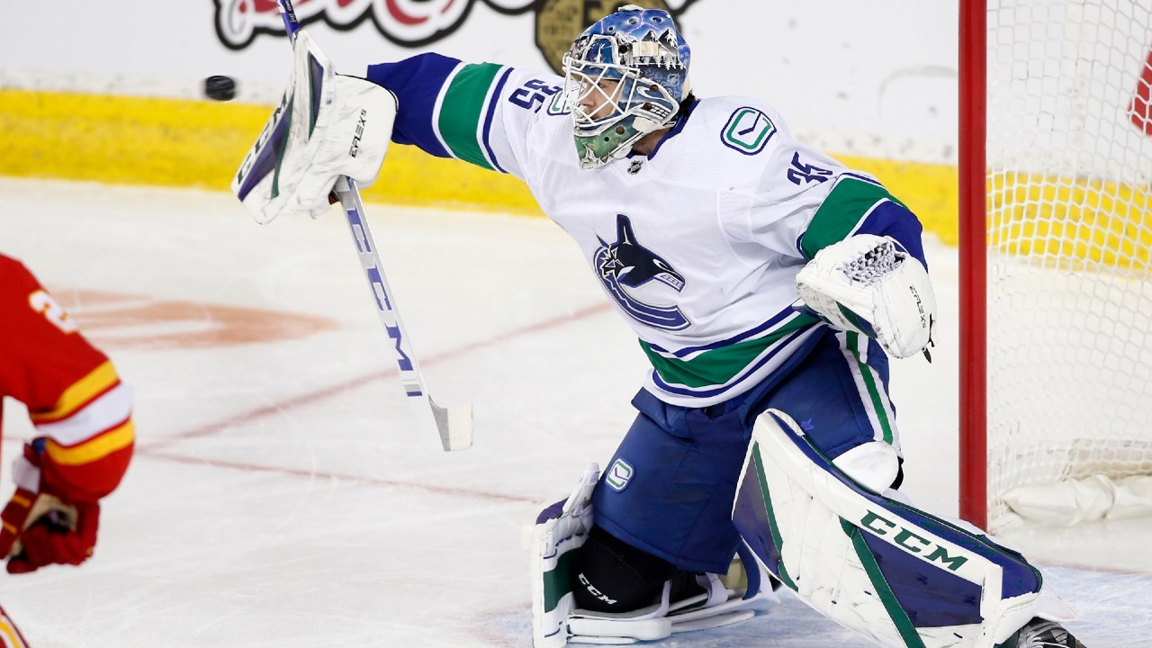 Is Demko's extension with Canucks a win for both parties?