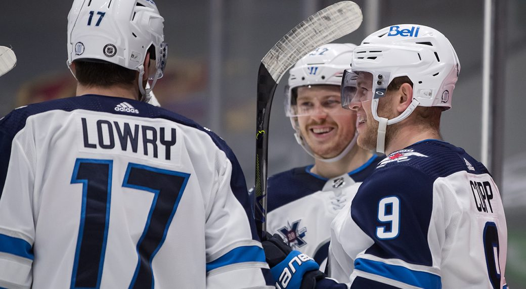 Call the Copps, the Canucks' offense in missing.