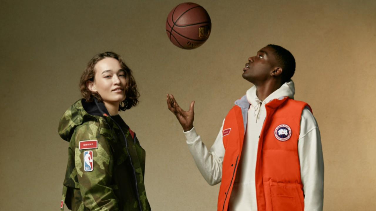 NBA continues to lead way in fashion with assist from Canada Goose