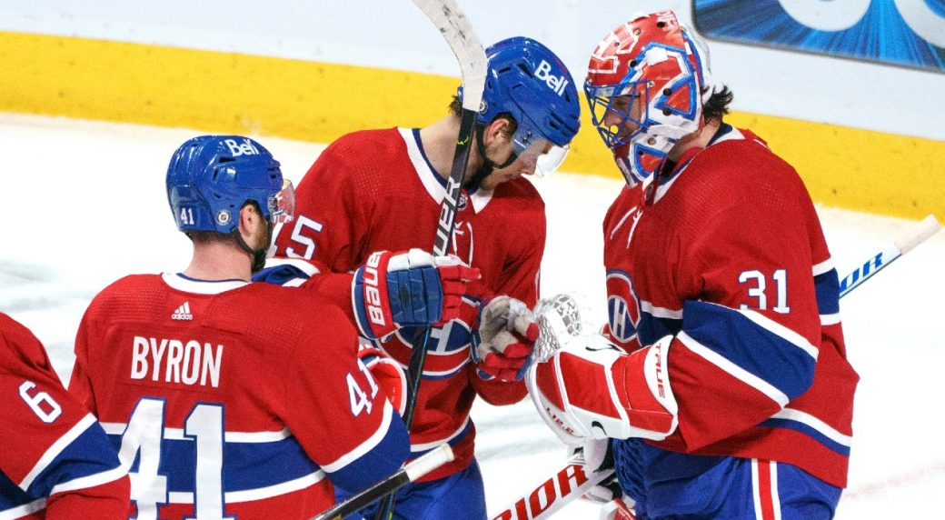 Canadiens look rested, sharp as team kicks off taxing stretch drive