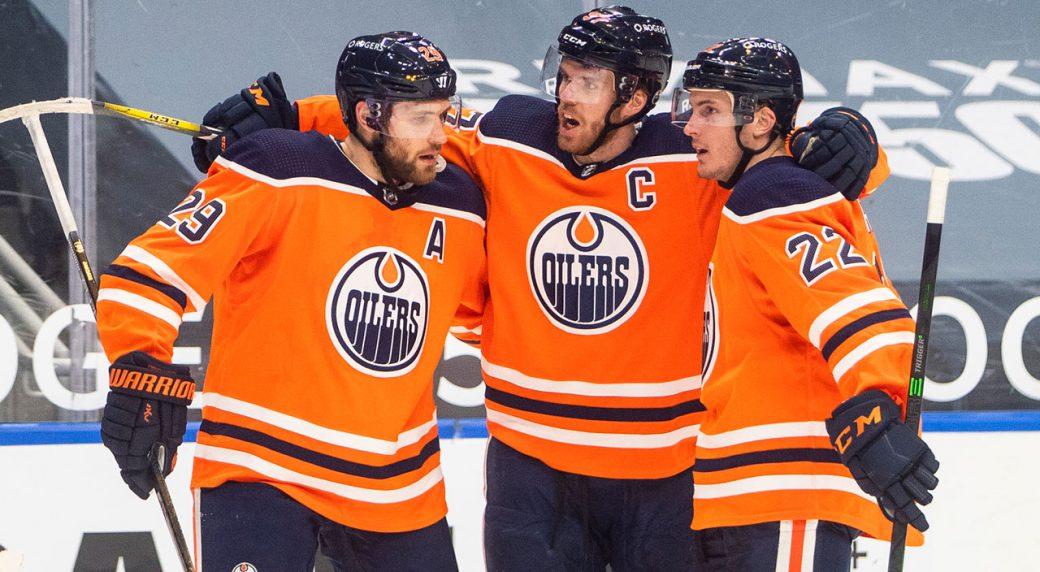 McDavid nets winner as Oilers best Flames in latest Battle of Alberta